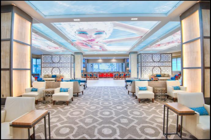 HiltonOrlandoBonnetCreek-Lobby & MythBar002-HR