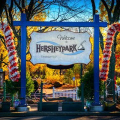 Holidays In Hershey ~ The Top 5 Reasons To Visit The Sweetest Place On Earth During The Holidays #SweetWelcome #HersheyPA