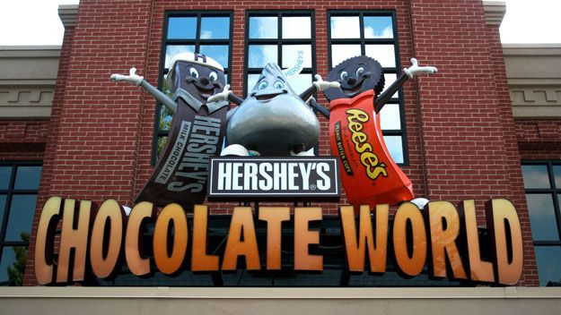 5 Reasons You Must Put A Visit To Hershey, PA On Your Calendar This Year! #HersheyPA